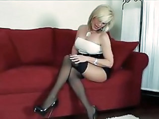 Legs Femdom Amazing Milf Stockings Stockings