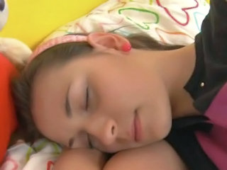 Cute European Sleeping Cute Teen German Teen Sleeping Teen