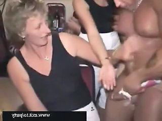 Crazy Drunk Sluts attacking big cocks