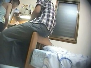 Spycam Young Schoolgirl Private...