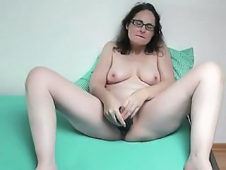 Dildo European German Dildo Milf German Milf Huge