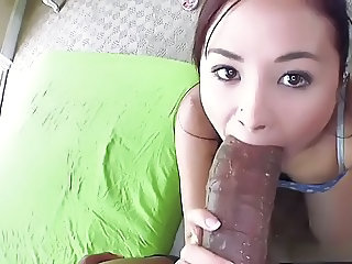 Big Cock Interracial Blowjob Asian Teen Big Cock Asian Big Cock Blowjob