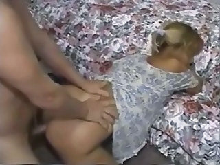 Doggystyle MILF Daughter