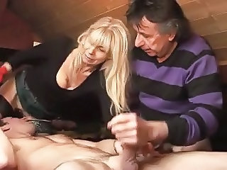 Husband bi threesome sexual