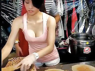 Public Chinese Teen Asian Teen Chinese Public