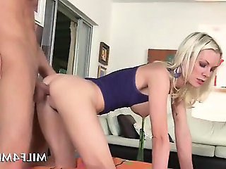 Fantastisk Doggystyle MILF