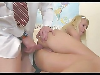 Older man fucks young girl - 6