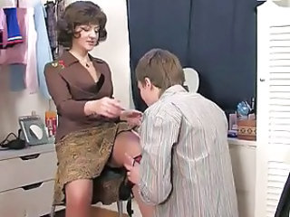 Russian Mom Old And Young Caught Caught Mom Milf Stockings
