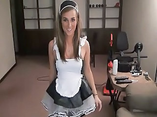 Maid Teen Uniform Maid + Teen Sister