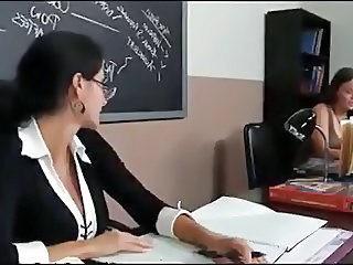 Teacher School Glasses Milf Ass School Teacher