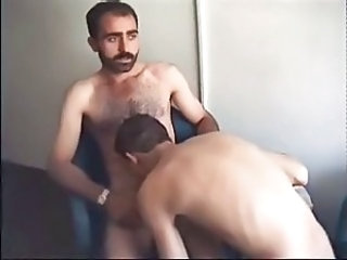 Arab Amateur Blowjob