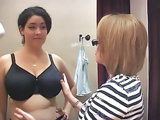 Sexy Bra Fitting 1
