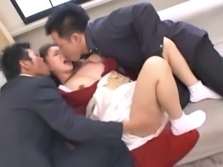 Threesome Asian Hardcore Threesome Hardcore