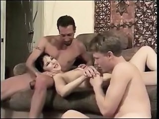 Bisexual European Threesome European MMF Threesome Bisexual
