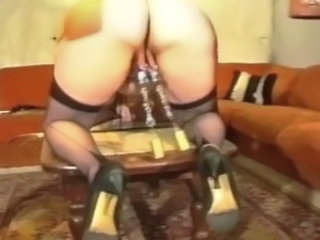 Video from: tnaflix | Crazy and silly mature whore agreed for nasty deal where she acts like...