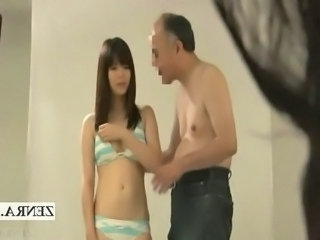 Old and Young Japanese Stripper Bikini Old And Young