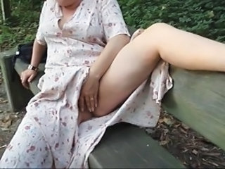 Outdoor German European German Mature Mature Pussy Outdoor