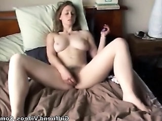 British Teen Masturbating