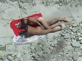 voyeur - beach sex - Hardcore sex video -