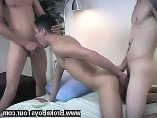 Blowjob Double Penetration Teen