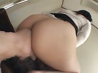Facesitting Asian  Milf Asian