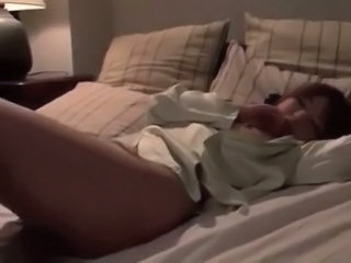 Beautiful Wife next door seducing old guy ctoan