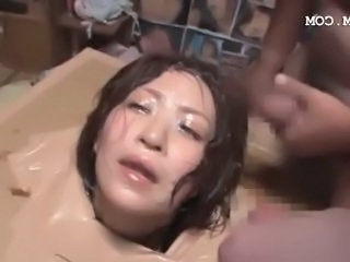 Bukkake Asiatisk Bondage Dirty