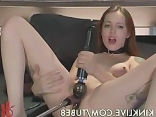 Machine Tattoo European Slave Teen
