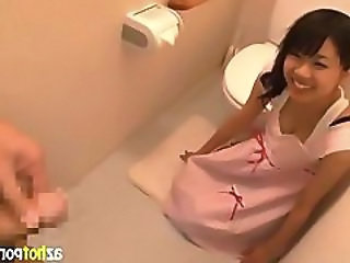 Toilet Maid Teen Asian Teen Maid + Teen Teen Asian