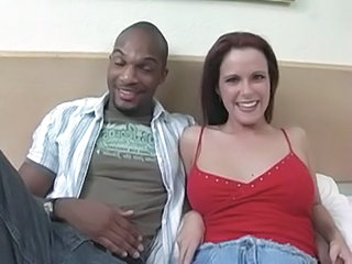 Amateur  amp; Married Interracial Couple