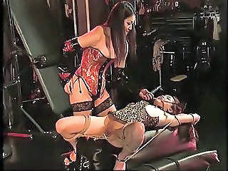 Clit Bondage Asian Mistress