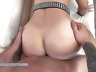 Cute Coed Daya Layne Takes Some Dick In Her Tight Twat