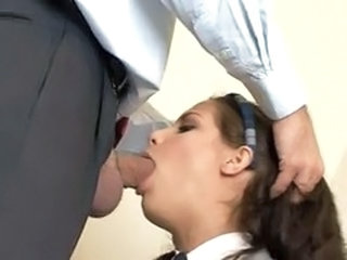 Teacher Teen Uniform Blowjob Teen Old And Young Teacher Student