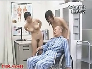 Doctor Old and Young Asian Daddy Old And Young