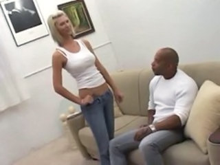 Interracial Babe Pornstar