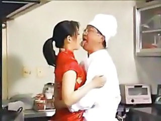 Asian Chinese Daddy Kitchen Old And Young Chinese Daddy Old And Young Creampie Anal Ebony Babe Nurse Young
