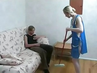 Maid Mom Amateur  Mother Old And Young