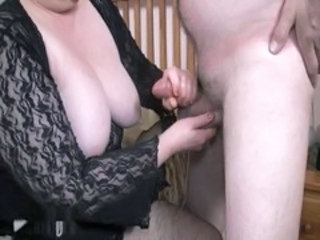 Small Cock Wife Saggytits Handjob Amateur Handjob Cock Small Cock
