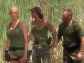 Army  Outdoor Pornstar Uniform Outdoor