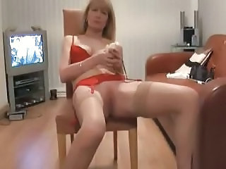 Big Orgasm on Webcam