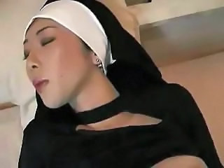 Asian  Nun Milf Asian