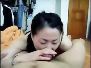 Korean  Asian Blowjob Facial Blowjob Milf Milf Asian