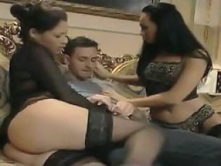 Lucky Guy Fucks 3 Hot Asian