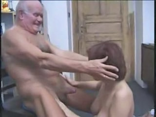 Old And Young Blowjob Old And Young