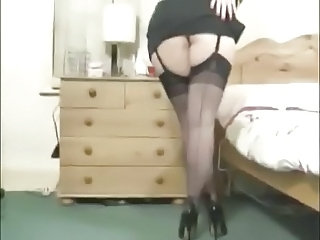 Solo Ass Stockings Milf Ass Milf Stockings Stockings