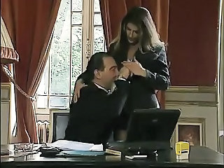 Secretary Vintage French French Milf Milf Ass Milf Office