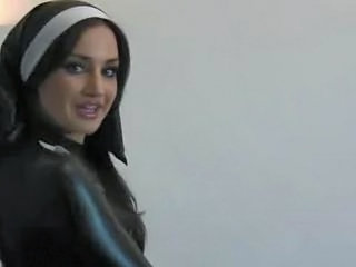 Nun Amazing Uniform Milf Ass