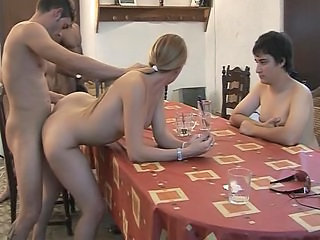 Spanish wild, nasty sex party