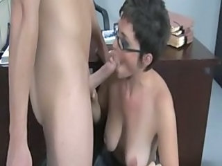 Mature Teacher Fucks Student Fantasy