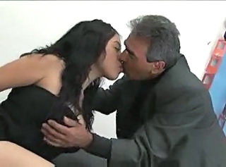 Hairy Old Man Is Pounding Wonderful Young Asian Prostitute With Gre...